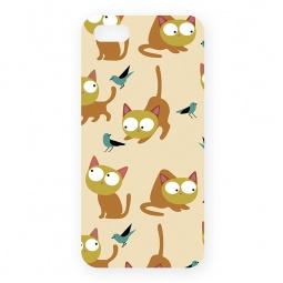 фото Чехол для iPhone 5 Mitya Veselkov «Рыжие кошки»