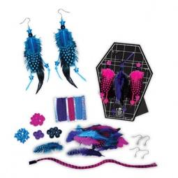 Купить Набор для создания бижутерии из перьев Fashion Angels «Школа монстров»