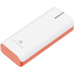 фото Аккумулятор внешний Miracase MACC-826. Цвет: оранжевый, белый