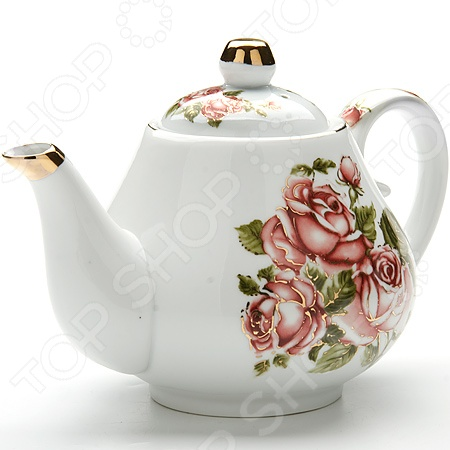 Чайник заварочный Loraine LR-24564 «Розы»