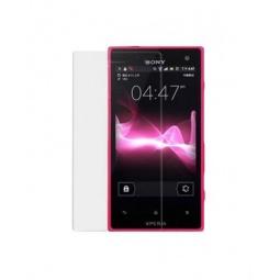 фото Пленка защитная LaZarr для Sony Xperia Sola MT27i. Тип: глянцевая