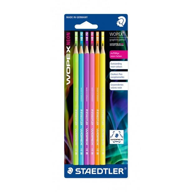 фото Набор карандашей Staedtler 180FBK6. В ассортименте