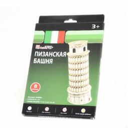 Купить Пазл 3D CubicFun «Пизанская башня» (мини серия)
