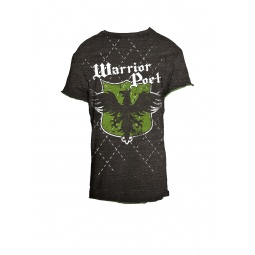 фото Футболка Warrior Poet Phoenix Argyle-SS T-Shirt. Рост: 122-128 см