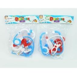 фото Игровой набор для ребенка Shantou Gepai «Набор доктора» SD169-64. В ассортименте