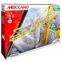 Купить Конструктор металлический Meccano «Строительный кран»
