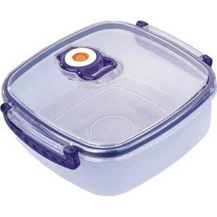 Купить Контейнер для хранения продуктов с клапаном Bekker квадратный