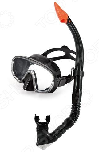Набор из маски и трубки Submarine Skat31 линза для маски roxy rockferr bas ln pink