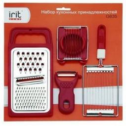 фото Набор кухонных принадлежностей Irit G-635/IRH-609T