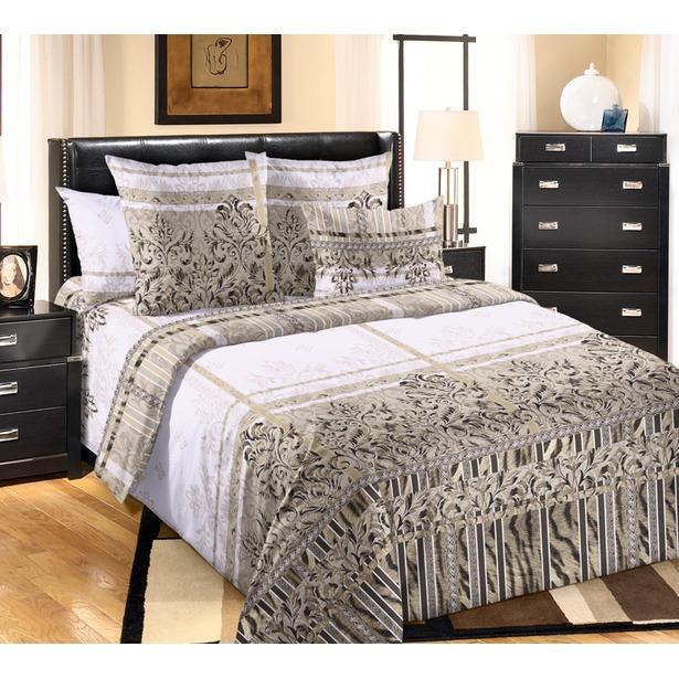 фото Комплект постельного белья Королевское Искушение «Баккарди». Евро