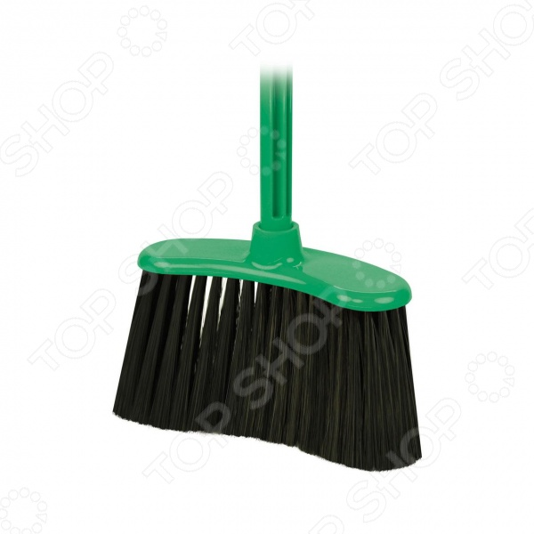 Веник Альтернатива «Комфорт» комплект для уборки альтернатива комфорт жесткая щетина цвет синий 2 предмета