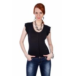 фото Жакет Mondigo 9432. Цвет: черный. Размер одежды: 46