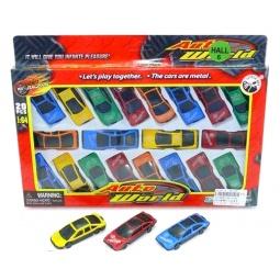 фото Набор машинок игрушечных Shantou Gepai BA-1320