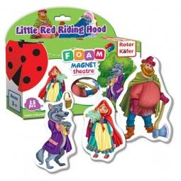 фото Игра развивающая на магнитах Roter Kofer «Магнитный театр. Красная шапочка»