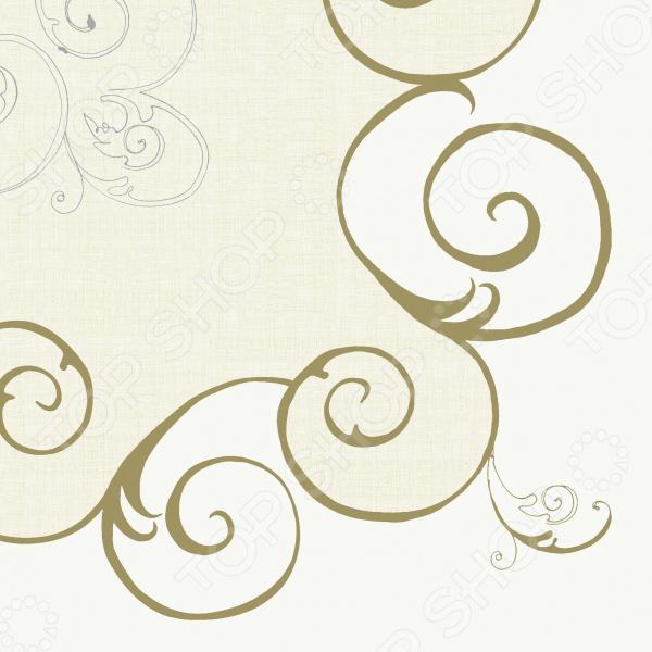 Скатерть Duni 164939Скатерти. Салфетки<br>Скатерть Duni 164939 декоративная скатерть для украшения поверхности стола. Создаст атмосферу тепла и уюта. Дизайн скатерти оформлен в приятных тонах с прекрасным узором. Сделана из плотной высококачественной бумаги. Используется для красивого оформления праздничного стола, организации пикников на природе и детских мероприятий. Преимущества:  Защитит покрытие стола от повреждений и грязи.  Гармонично сочетается с посудой и аксессуарами любой фактуры и цвета. Размер 84х84 см.<br>