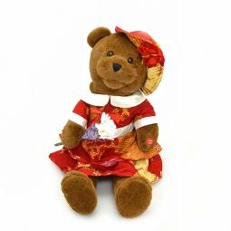 Купить Мягкая игрушка интерактивная «Мишка Румяница»