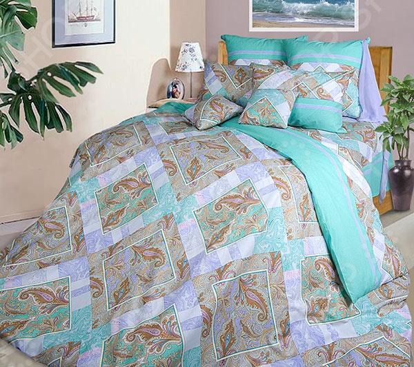 цена Комплект постельного белья Белиссимо «Бахчисарай» онлайн в 2017 году
