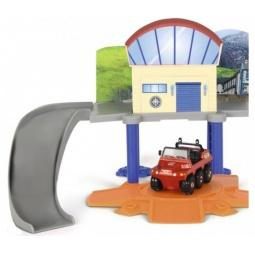 фото Набор игровой с машинкой Dickie «Маленький морской гараж»