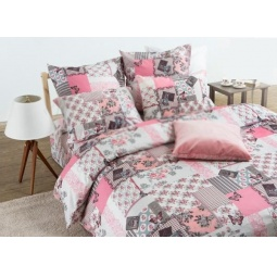 фото Комплект постельного белья Tiffany's Secret «Зефирные сны». Семейный. Размер наволочки: 50х70 см — 2 шт, 70х70 см — 2шт