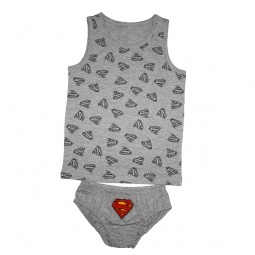 Купить Комплект нижнего белья: майка и трусы Super Logo