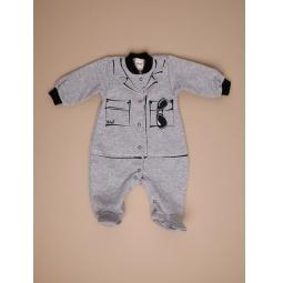 фото Комбинезон для новорожденных без капюшона Ёмаё 22-336. Размер: 44