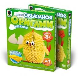Купить Объемное оригами Фантазер Цыпленок