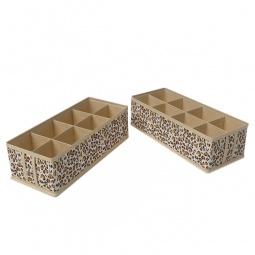 Купить Чехол для мелочей Сафари, 8 квадратных ячеек