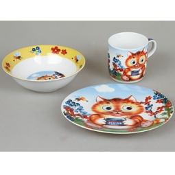 Купить Набор посуды для детей Rosenberg 8763