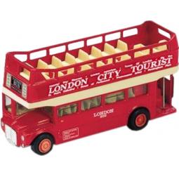 Купить Модель автобуса 1:34-39 Welly London Bus 99930C. В ассортименте