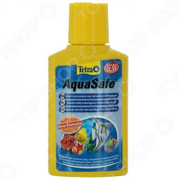 Кондиционер для подготовки воды в аквариуме Tetra AguaSafe