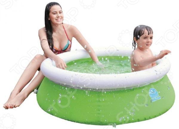 Бассейн надувной Jilong Kids Pool JL017230NPF. В ассортиментеНадувные бассейны<br>Товар продается в ассортименте. Цвет изделия при комплектации заказа зависит от наличия товарного ассортимента на складе. Бассейн надувной Jilong Kids Pool JL017230NPF яркий детский бассейн, который принесет море прямо к вам на задний двор, а также улыбку на лице детишек. Бассейн может быть установлен практически на любой площадке. Отличное решение для родителей, которые хотят искупать или просто приучить своих детей не бояться воды. Разумная цена, хорошее качество и море позитива.<br>