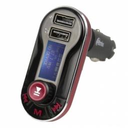 фото FM-трансмиттер Ritmix FMT-A780