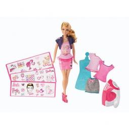 фото Игровой набор Mattel Модная дизайн студия «Создай свой дизайн»