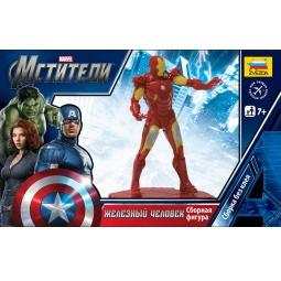 Купить Сборная модель Звезда Мстители Marvel Железный человек