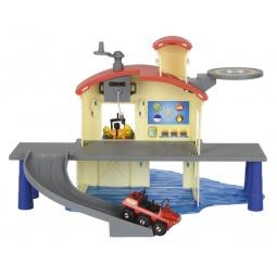 фото Набор игровой для мальчика Dickie «Морской гараж»
