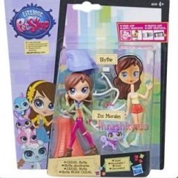 фото Кукла Hasbro «Модница Блайс и зверюшка». В ассортименте