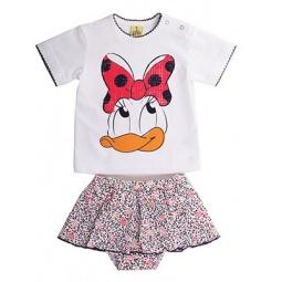 фото Комплект детский: футболка и трусы Свитанак 406933. Размер: 24. Возрастная группа: от 9 до 12 мес
