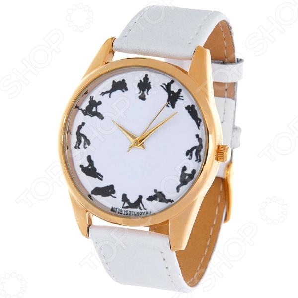 Часы наручные Mitya Veselkov «Камасутра - силуэт» Shine цена