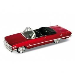 Купить Модель автомобиля 1:24 Welly Chevrolet Impala 1963. В ассортименте