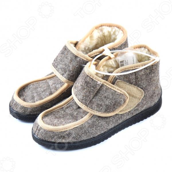 Полуваленки АЛМИ Метелица это стильная обувь, которая сделает ваш зимний сезон ярким и веселым. В этих валенках вы будете чувствовать себя отлично даже в самый заснеженный день. Детали декора превращают обычные валенки в модную обувь для зимнего сезона. Они подойдут как для работы, так и для вечерней прогулки по городу.  Традиционная русская обувь, представлена в стильном и оригинальном дизайне.  Полуваленки очень комфортные и удобные. Идеальная обувь для холодной зимы.  Сделаны по уникальной немецкой технологии литьевого метода крепления.  Материал подошвы ПВХ.  Выдерживают температуру вплоть до -25 .  Подкладка: искусственный мех.