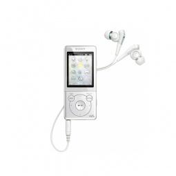 фото MP3-плеер SONY NWZ-E573. Цвет: белый