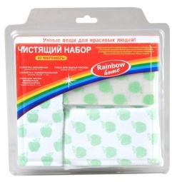 фото Набор для уборки Rainbow home «Яблоко»