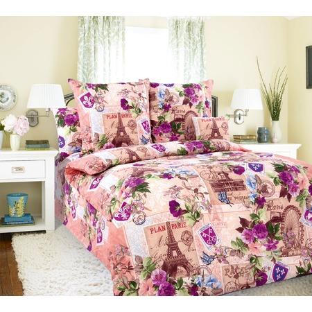 Купить Комплект постельного белья Белиссимо «Париж». 1,5-спальный