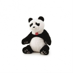Купить Мягкая игрушка Trudi Панда Кевин сидящий