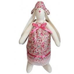 Купить Набор для изготовления текстильной игрушки Кустарь «Зайка Зоя»