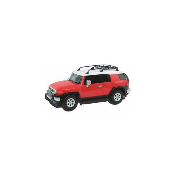 фото Автомобиль на радиоуправлении 1:26 KidzTech Toyota FJ Cruiser. В ассортименте