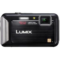 фото Фотокамера цифровая Panasonic Lumix DMC-FT20. Цвет: черный