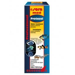 Купить Средство лекарственное для аквариумных рыб Sera Protazol Professional