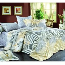 фото Комплект постельного белья Amore Mio Zebra. Provence. Евро