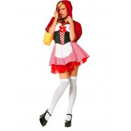 фото Костюм сказочный Le Frivole «Красная шапочка». Размер: S/M (42-44)